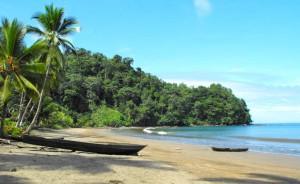 playa huina - Bahía Solano